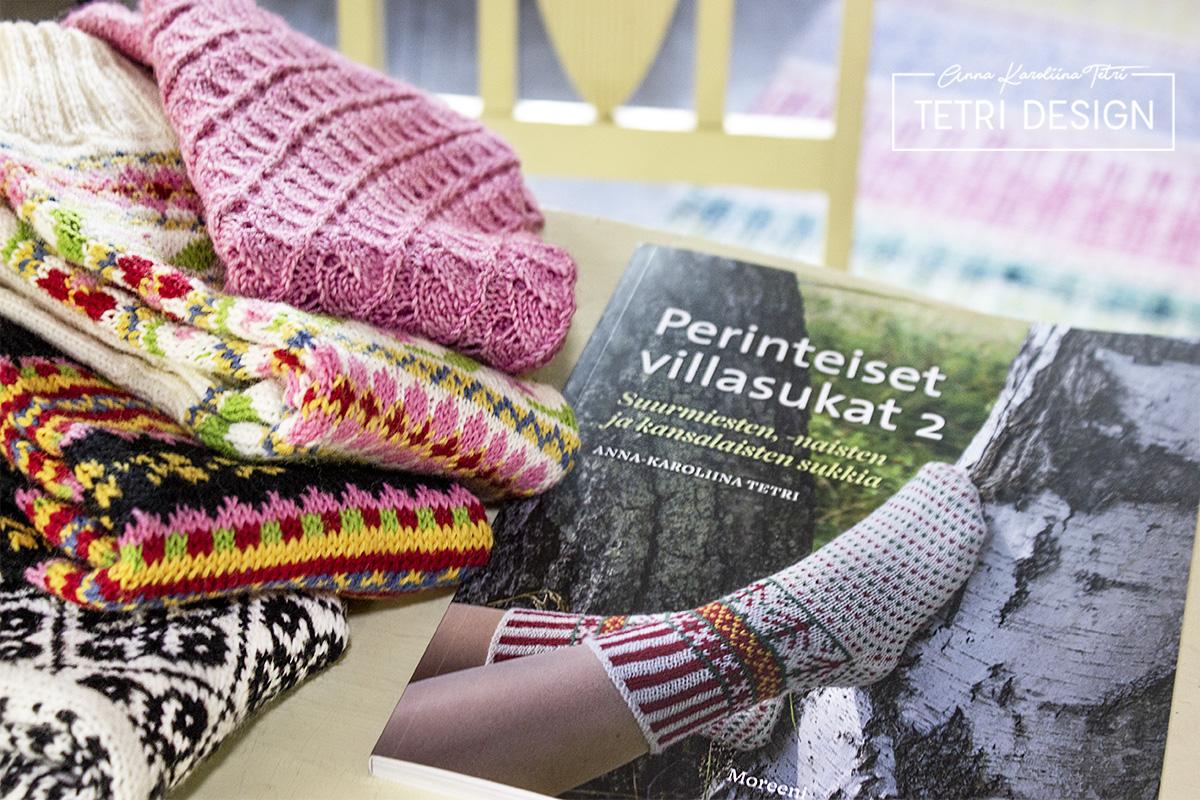 Tiesitkö nämä salaisuudet suomalaisista villasukista?